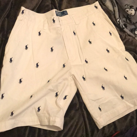 Polo By Ralph Lauren Shorts Polo Ralph Lauren Logo Poshmark